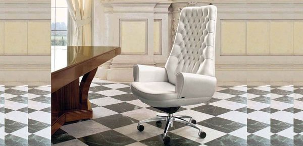 SanGiorgio leather classic chair כיסאות קלאסיים